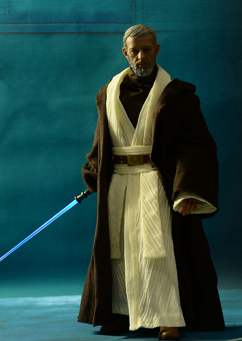 Star Wars Obi-Wan Kenobi sixth scale action figure by Hot Toys
