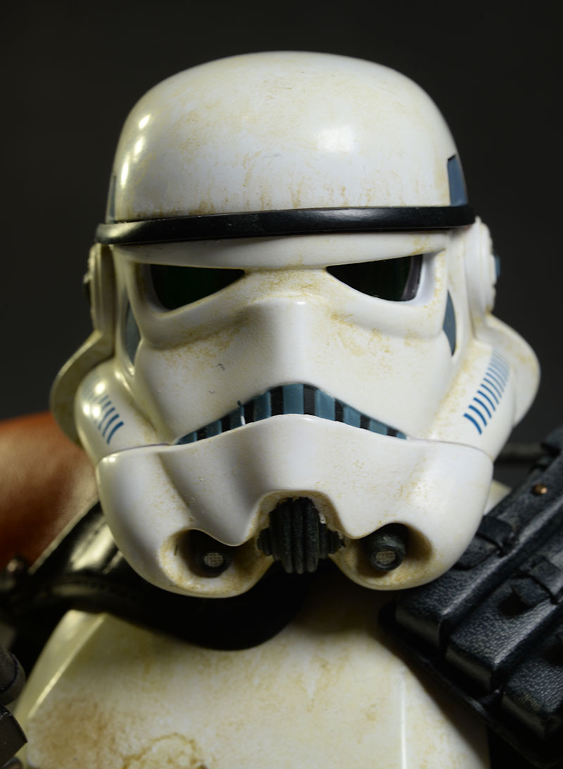 Star Wars Sandtrooper sixth scale figure by Hot Toys