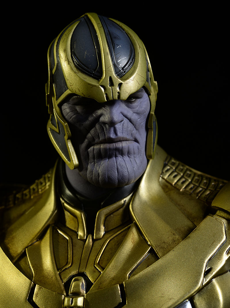 Guardians of the Galaxy Thanos sixth scale action figure by Hot Toys