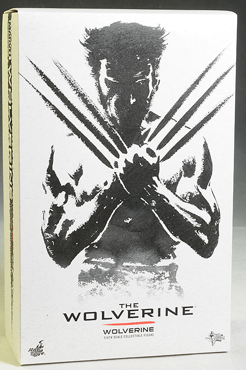 Hot Toys The Wolverine action figure