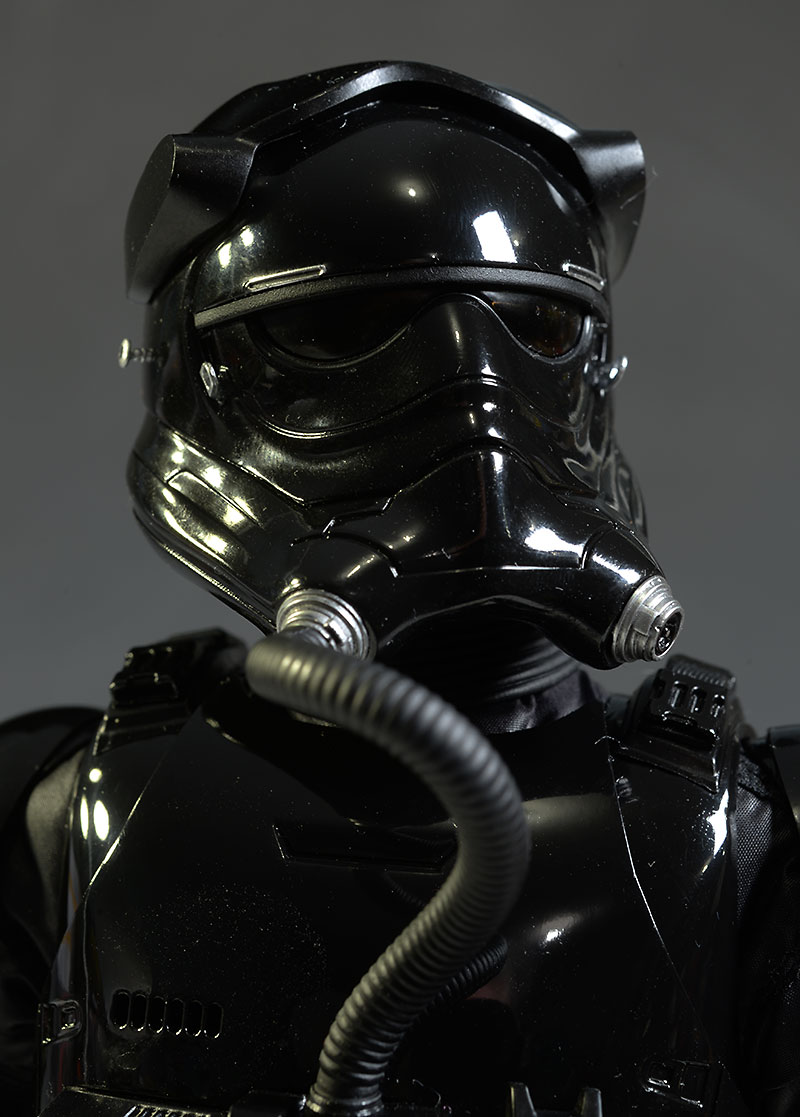 First Order TIE Pilot Force Awakens action figure by Hot Toys