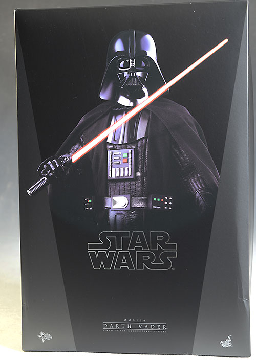 Star Wars Darth Vader sixth scale action figure by Hot Toys