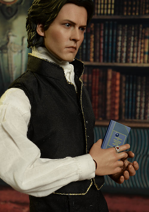 Ichabod Crane Sleepy Hollow action figure by Hot Toys