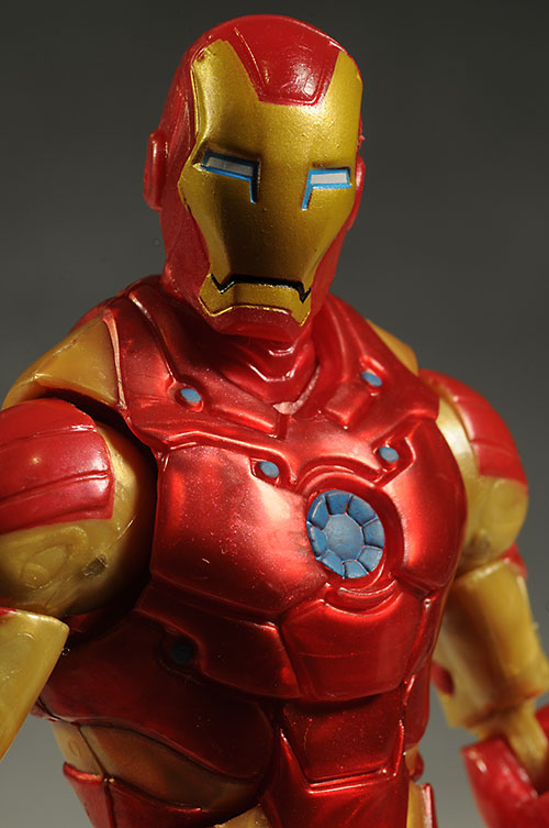 Heroic Age Iron Man Marvel Legends action figure by Hasbro
