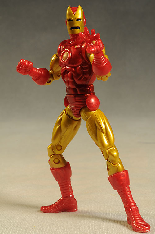Classic Iron Man Marvel Legends action figure by Hasbro