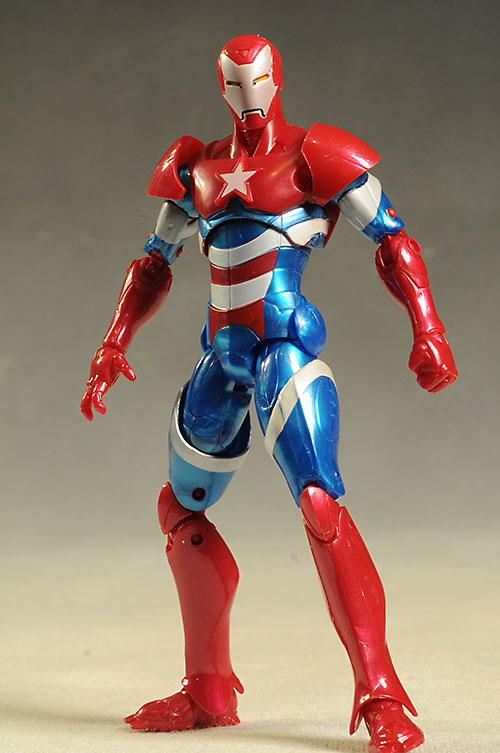 Iron Patriot Marvel Legends action figure by Hasbro