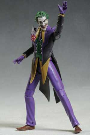 Review and photos of Injustice Superman, Joker action ... New 52 Joker Injustice
