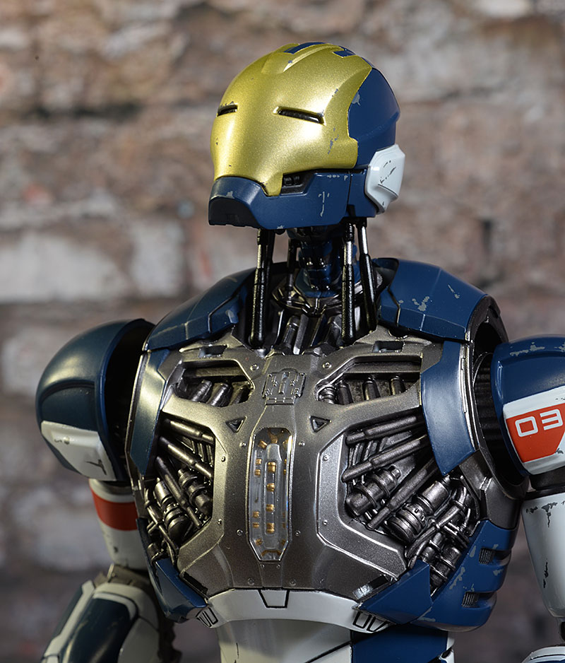 Avengers Iron Legion sixth scale action figure by Hot Toys