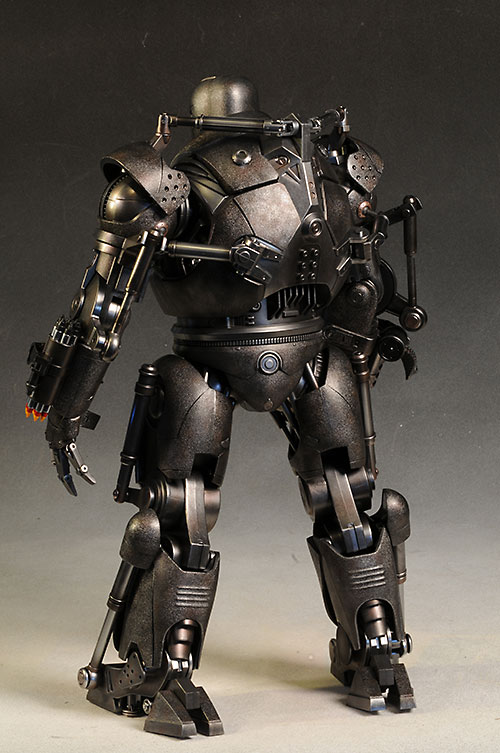 Iron Man Iron Monger action figure by Hot Toys
