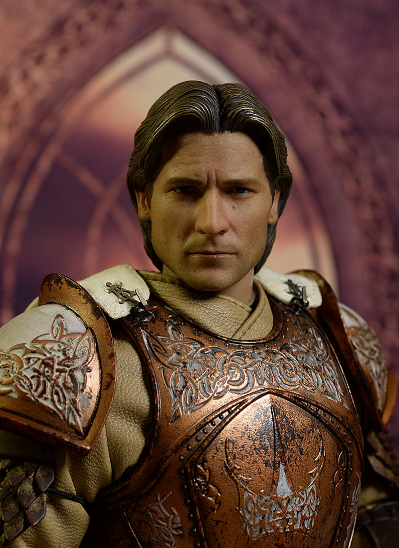 Game of Thrones Jaime Lannister 1/6 action figure by Threezero