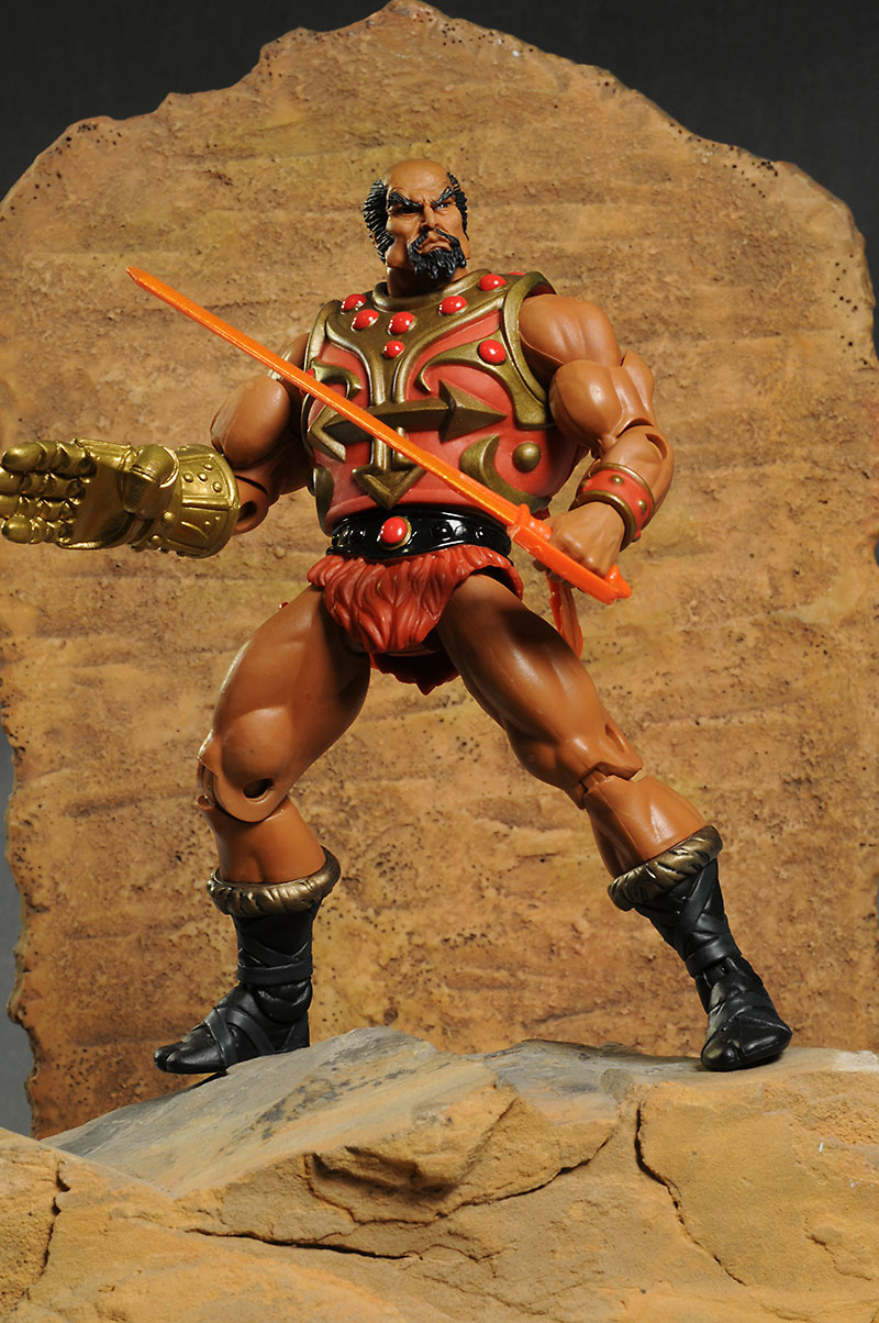 MOTUC Jitsu action figure by Mattel