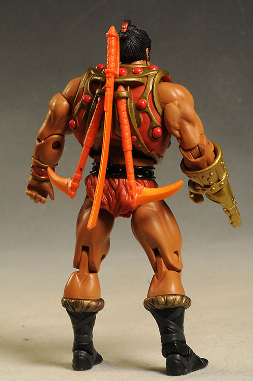 Jitsu MOTUC Masters of the Universe Classics action figure by Mattel