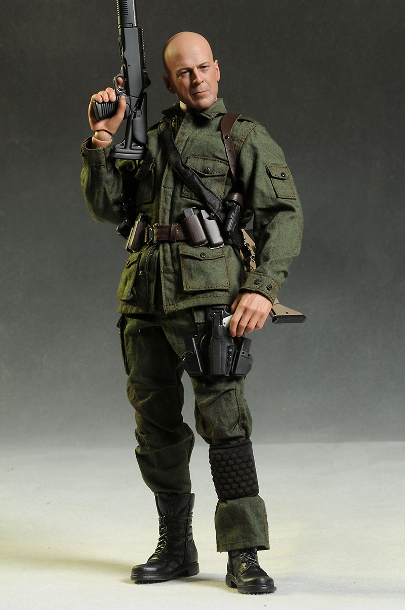 G.I. Joe Colton action figure from Hot Toys