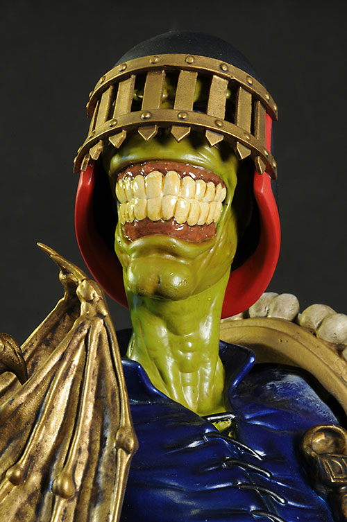 Judge Death statue by Pop Culture Shock