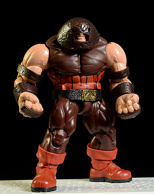 Marvel Legends Juggernaut action figure