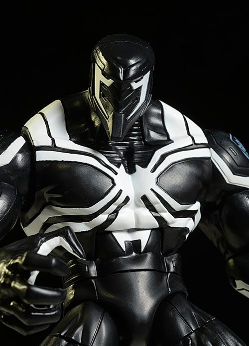 Marvel Legends Space Venom action figure by Hasbro
