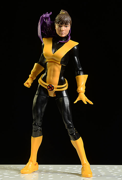 Marvel Legends Kitty Pryde action figure by Hasbro