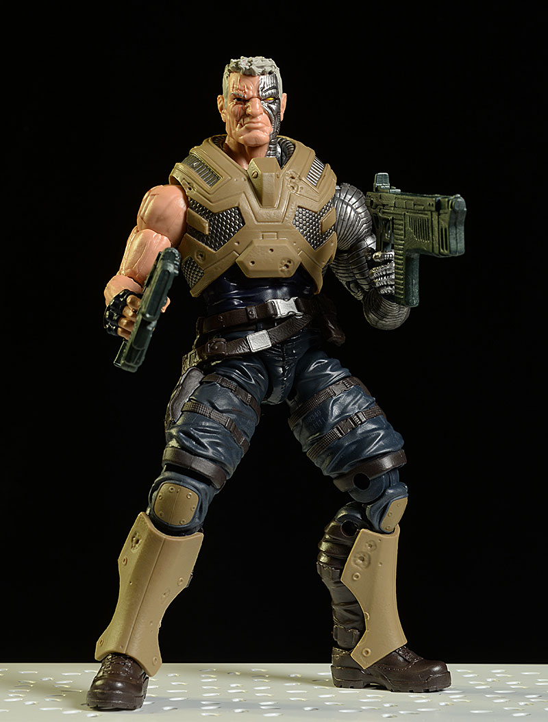 Marvel Legends Cable action figure by Hasbro