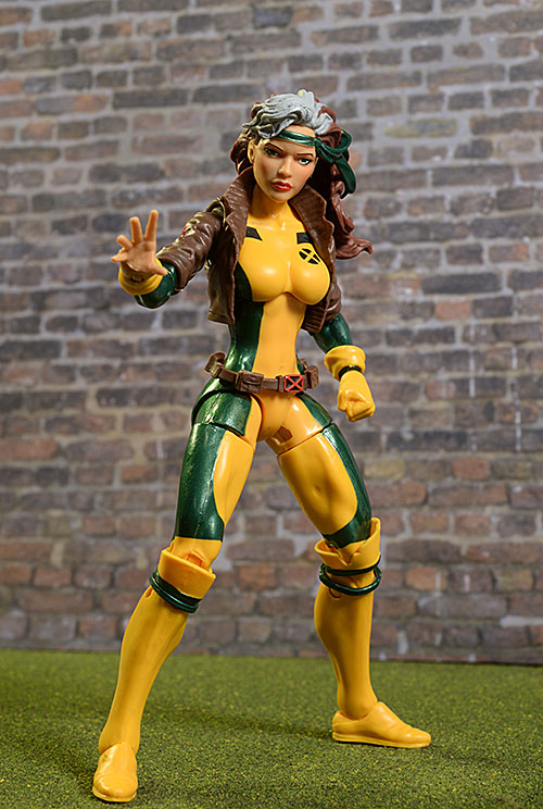 Marvel Legends Rogue action figure by Hasbro