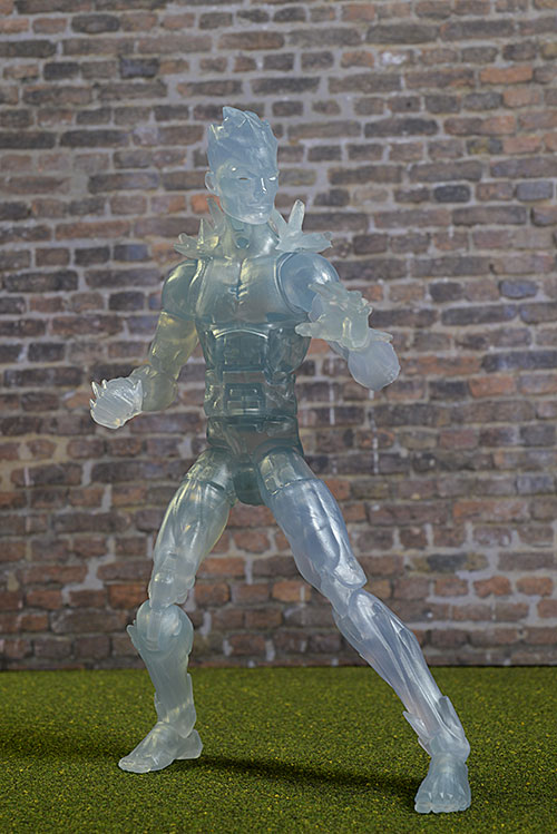 Marvel Legends Iceman action figure by Hasbro