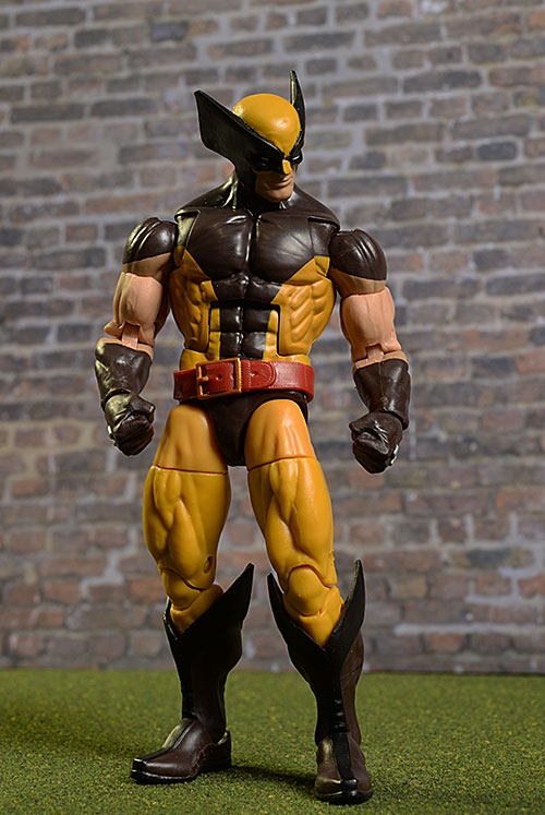 Marvel Legends Wolverine action figure by Hasbro