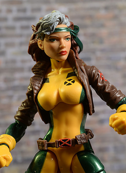 Marvel Legends Rogue action figure
