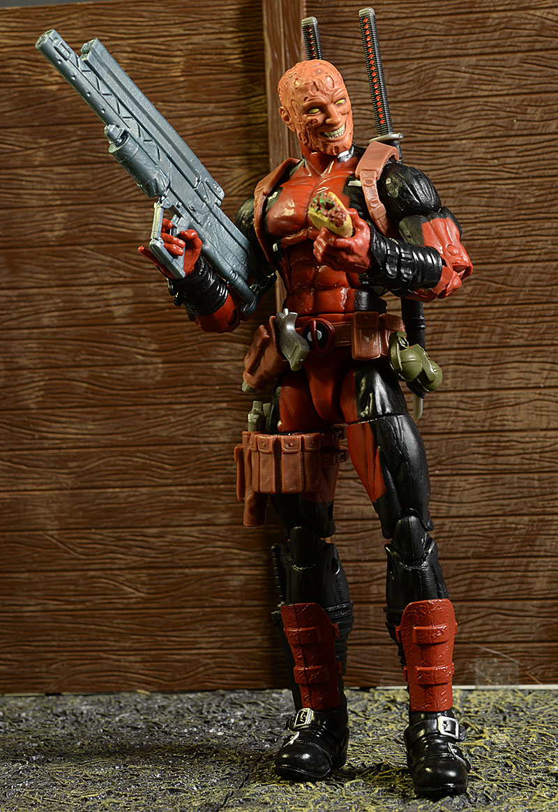Marvel Legends Deadpool action figure by Hasbro