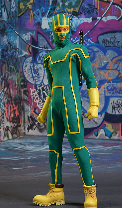 Kick-Ass 2 sixth scale action figure by Medicom
