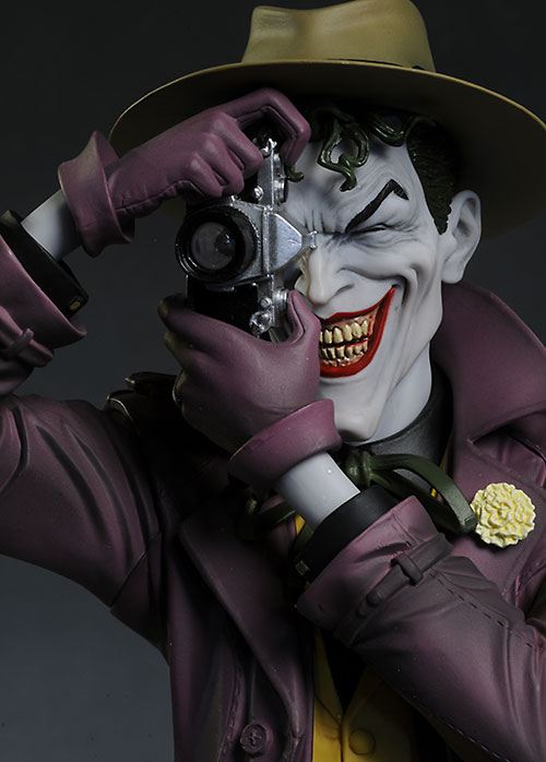 Killing Joke Joker ArtFX statue by Kotobukiya