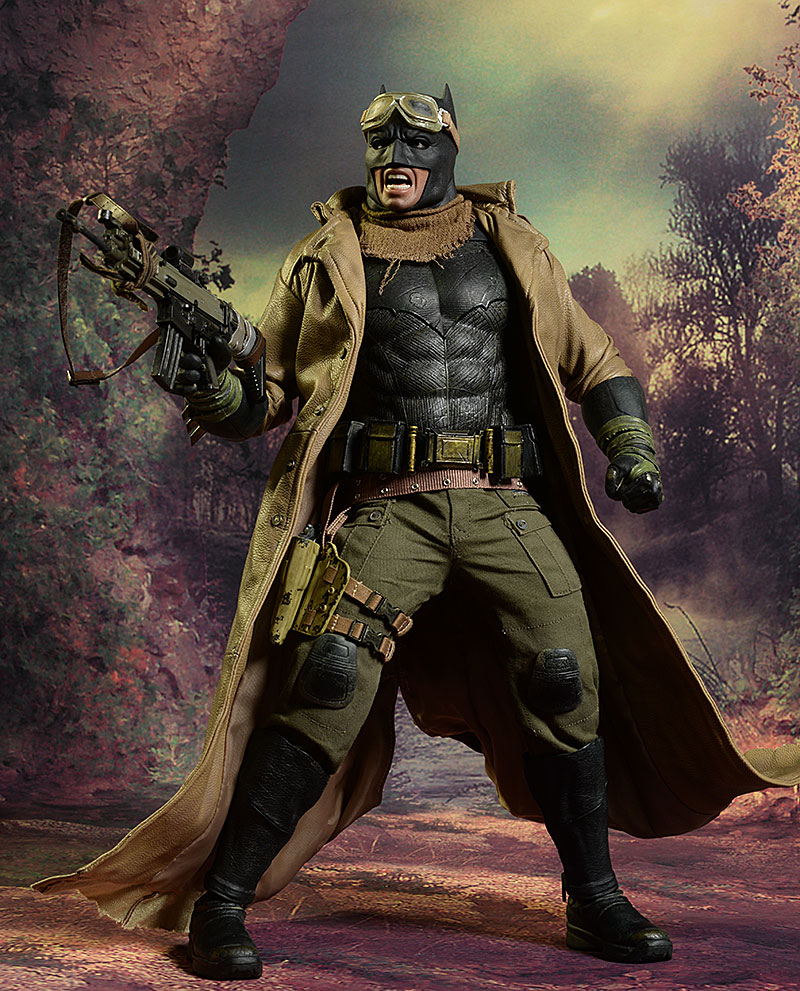 Knightmare Batman sixth scale action figure by Hot Toys