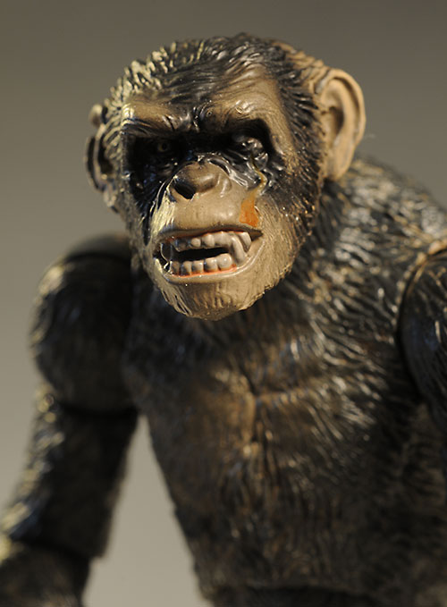 Koba Rise of the Planet of the Apes action figure by Hiya Toys