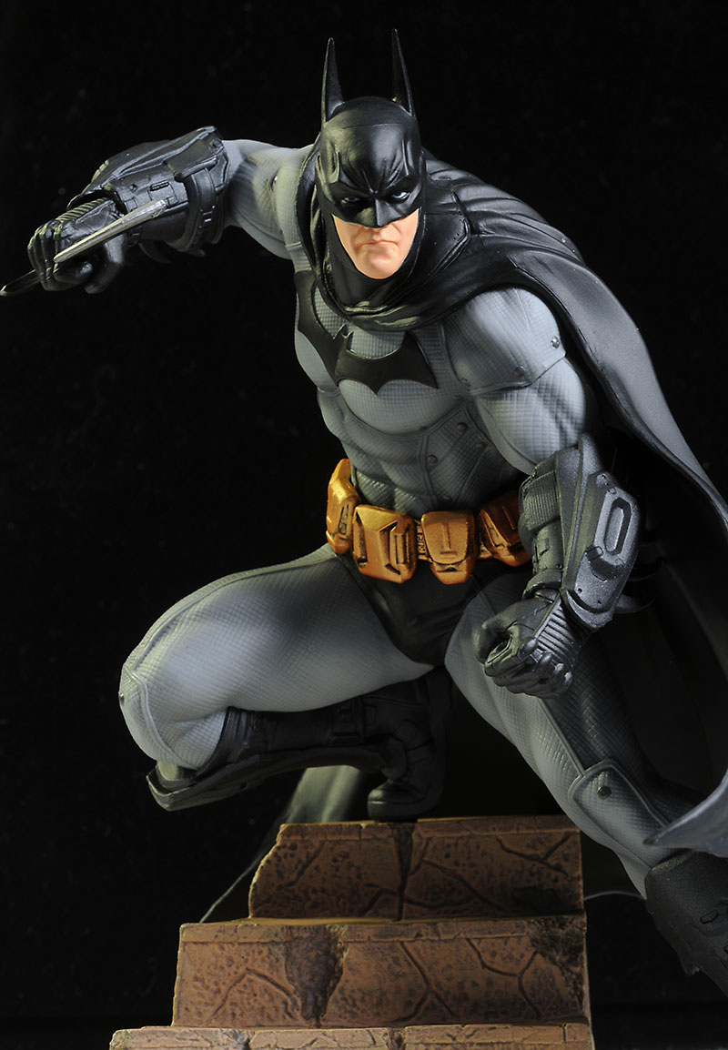 Arkham City Batman ArtFX statue by Kotobukiya
