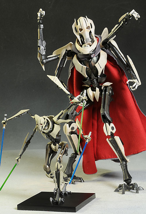 Star Wars General Grievous statue by Kotobukiya