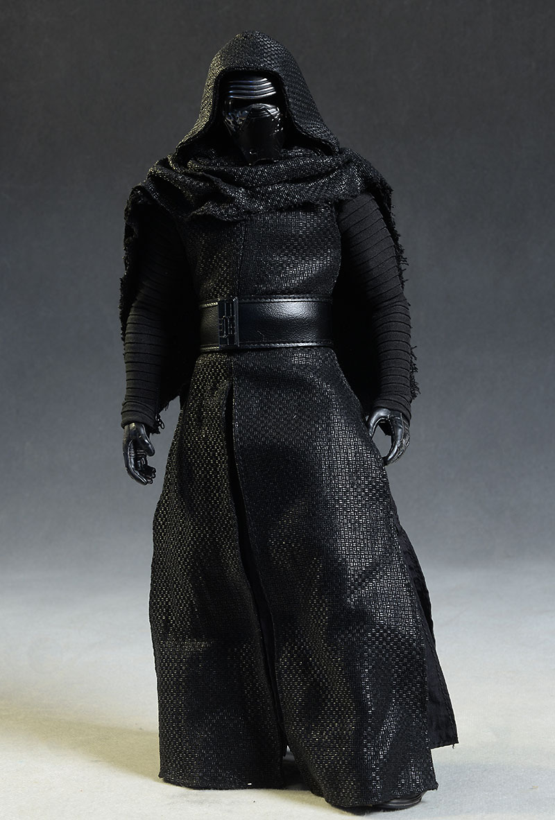 Star Wars Kylo Ren sixth scale action figure by Hot Toys