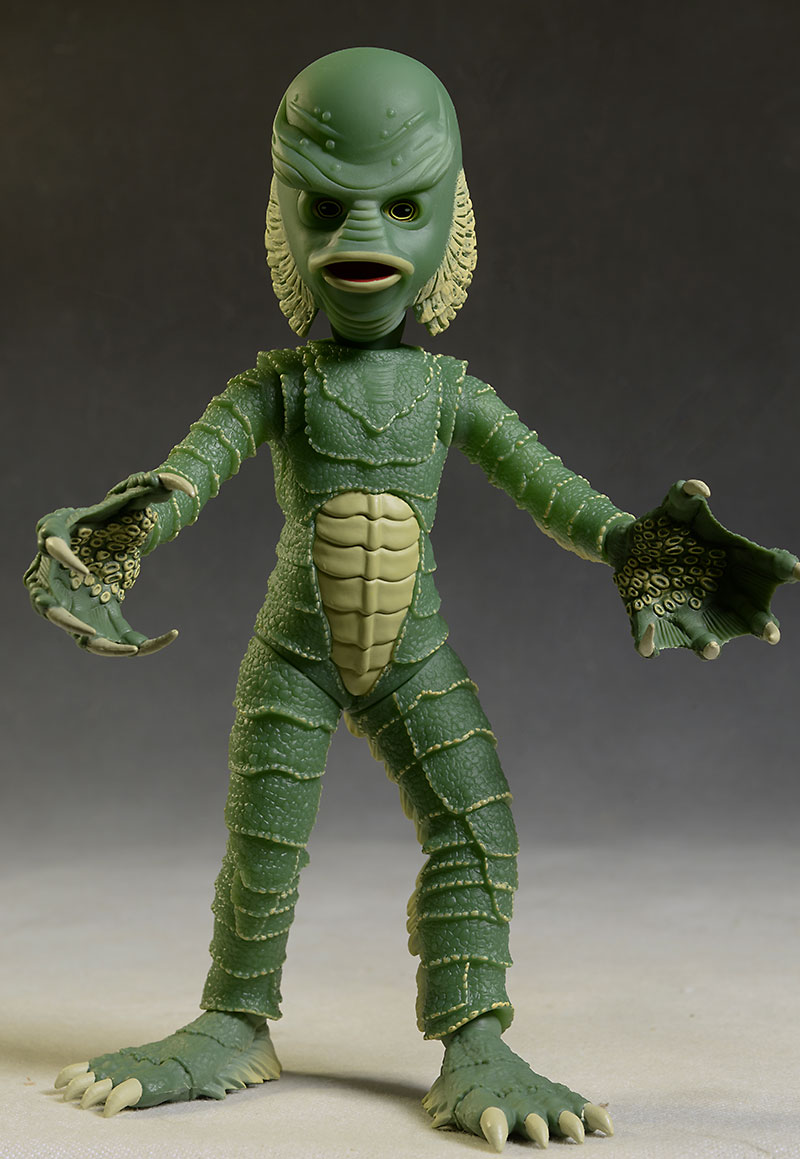 Creature from the Black Lagoon Living Dead Doll by Mezco