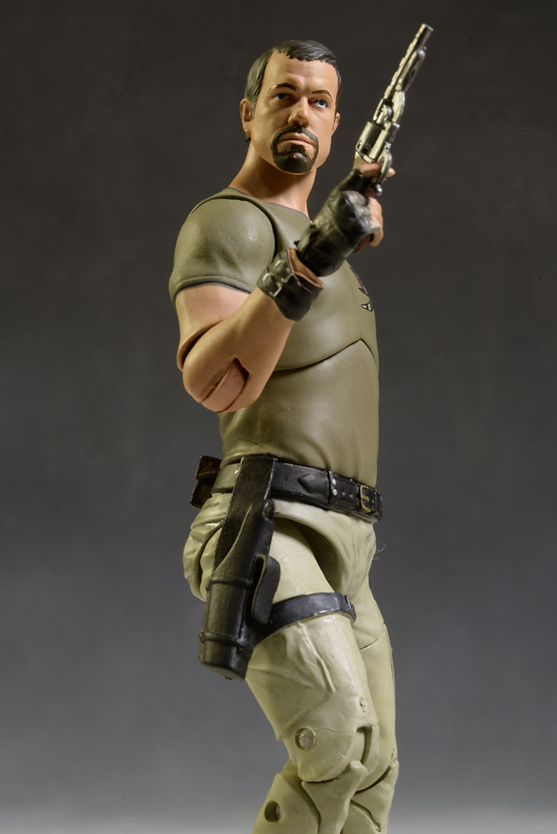 Malcolm Reynolds, Jayne Firefly action figures by Funko