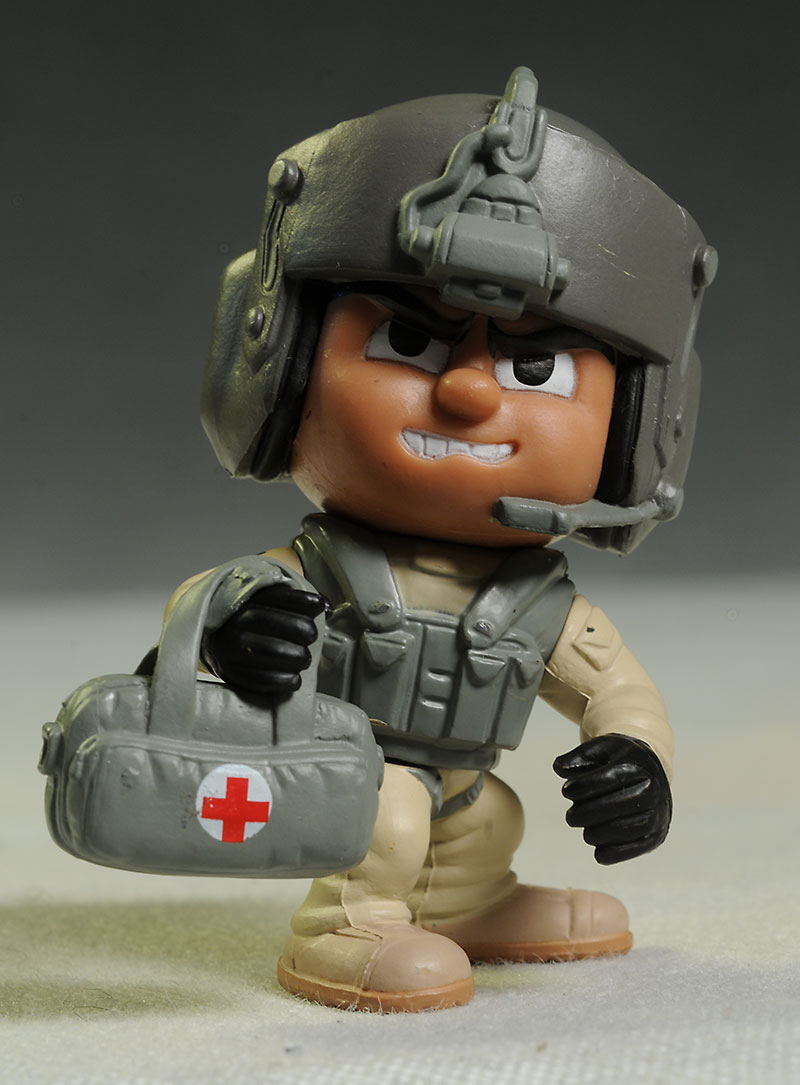 Lil' Troops figures by Party Animal