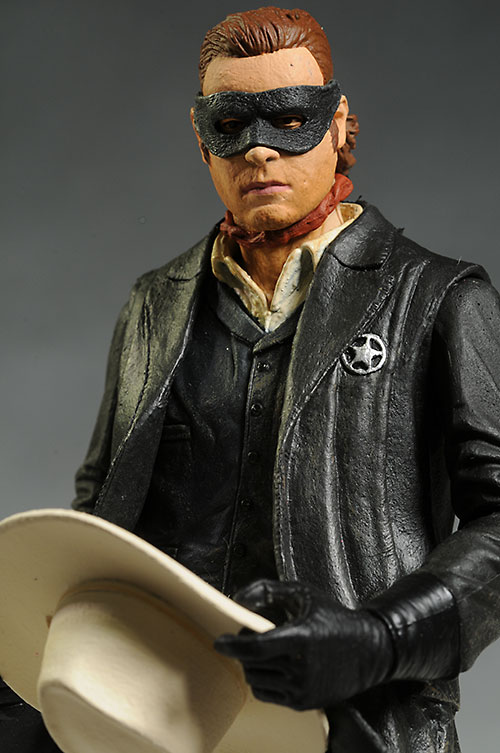Lone Ranger action figures by NECA