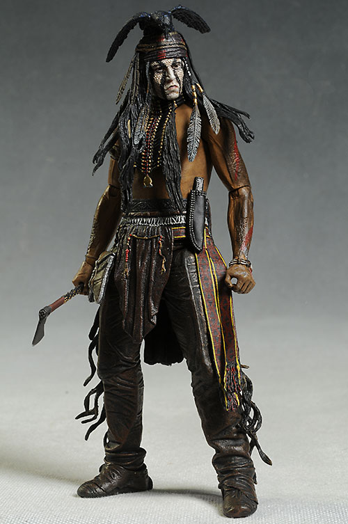 Tonto action figures by NECA