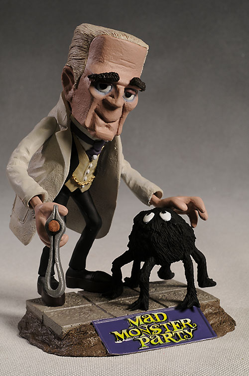 Mad Monster Pary action figures by Diamond Select Toys