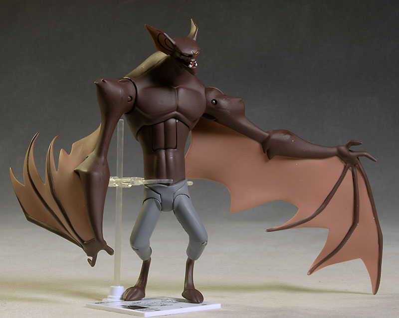 Batman Animated Man-Bat action figure by DC Collectibles