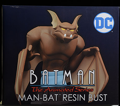 Batman The Animated Series Man-bat mini-bust by Diamond Select Toys