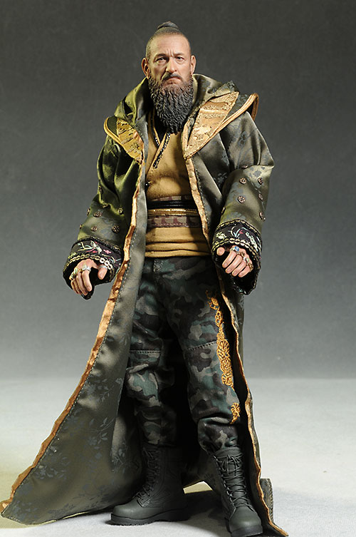 Mandarin Iron Man 3 sixth scale action figure by Hot Toys