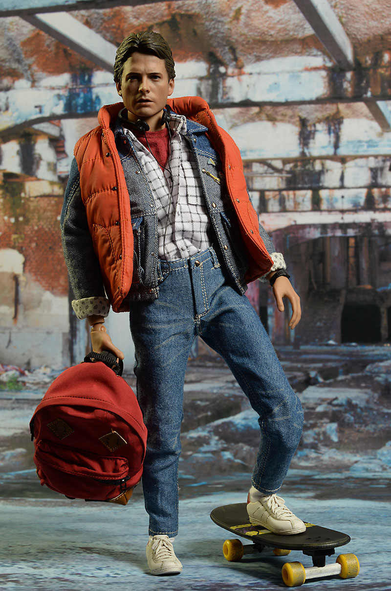 Back to the Future Mary McFly sixth scale figure by Hot Toys