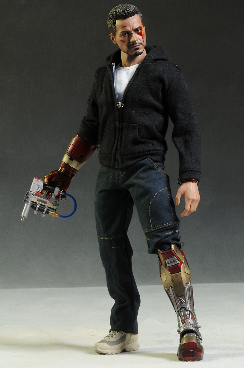 Tony Stark Iron Man 3 Full Body | www.pixshark.com ...