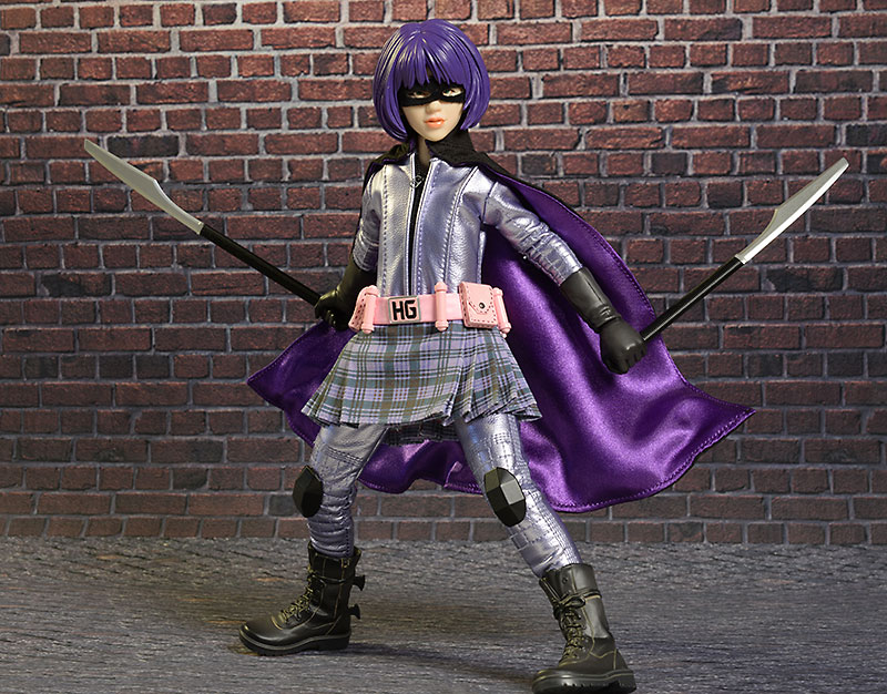 Hit-Girl Kick Ass 1/6th action figure by Medicom