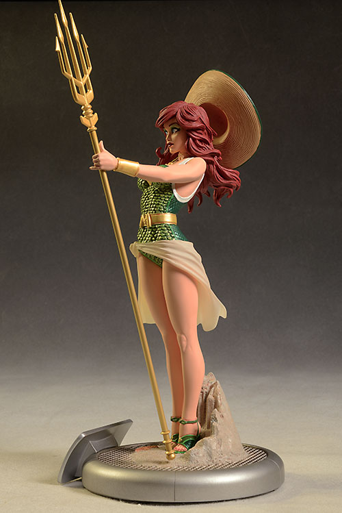 Mera DC Bombshells statue by DC Collectibles