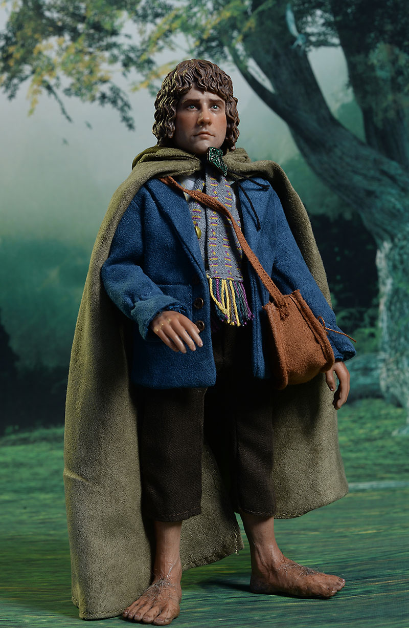 Pippin Lord of the Rings 1/6th action figure by Asmus