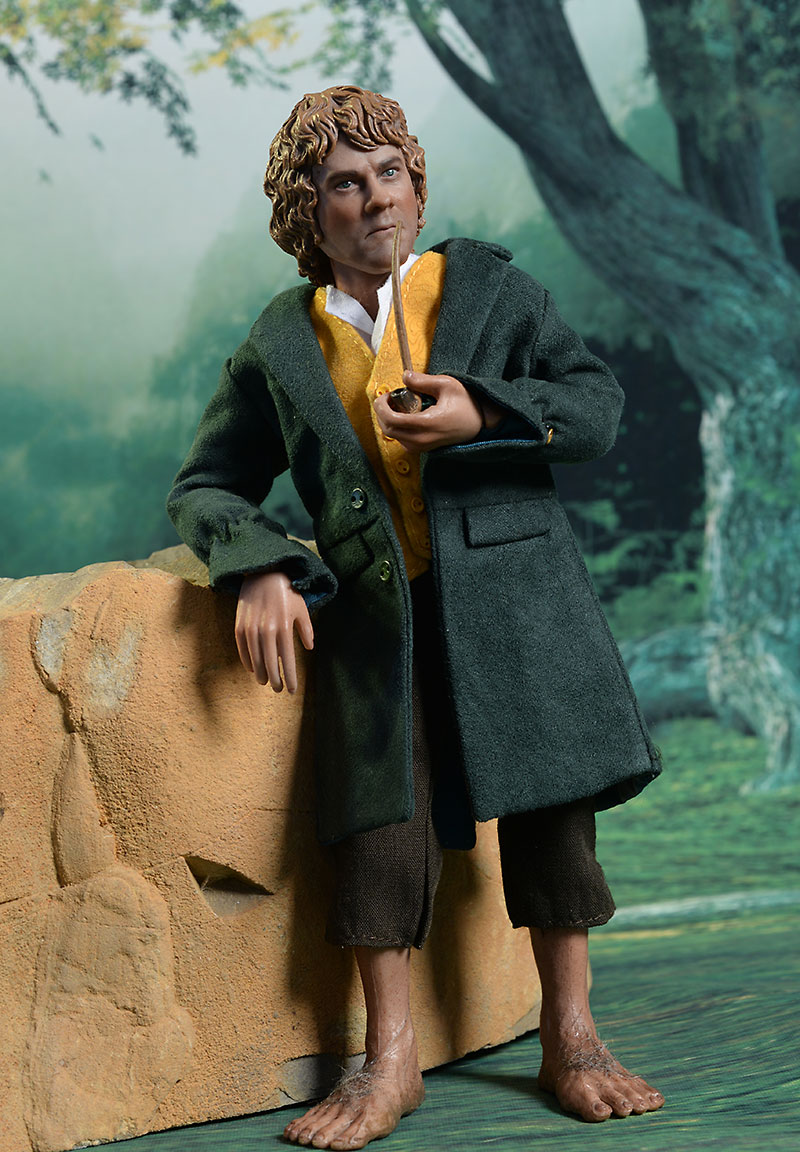 Merry Lord of the Rings 1/6th action figure by Asmus