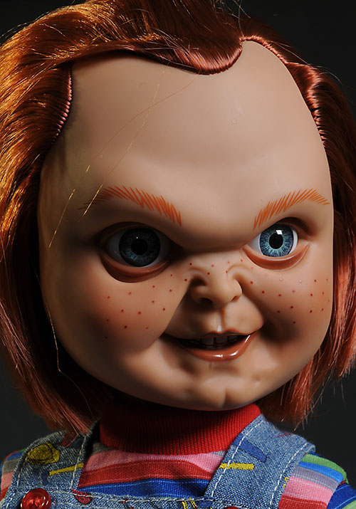 Chucky Child's Play talking action figure by Mezco